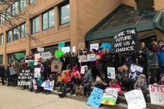 Protestors_at_Waterloo_City_Hall_March