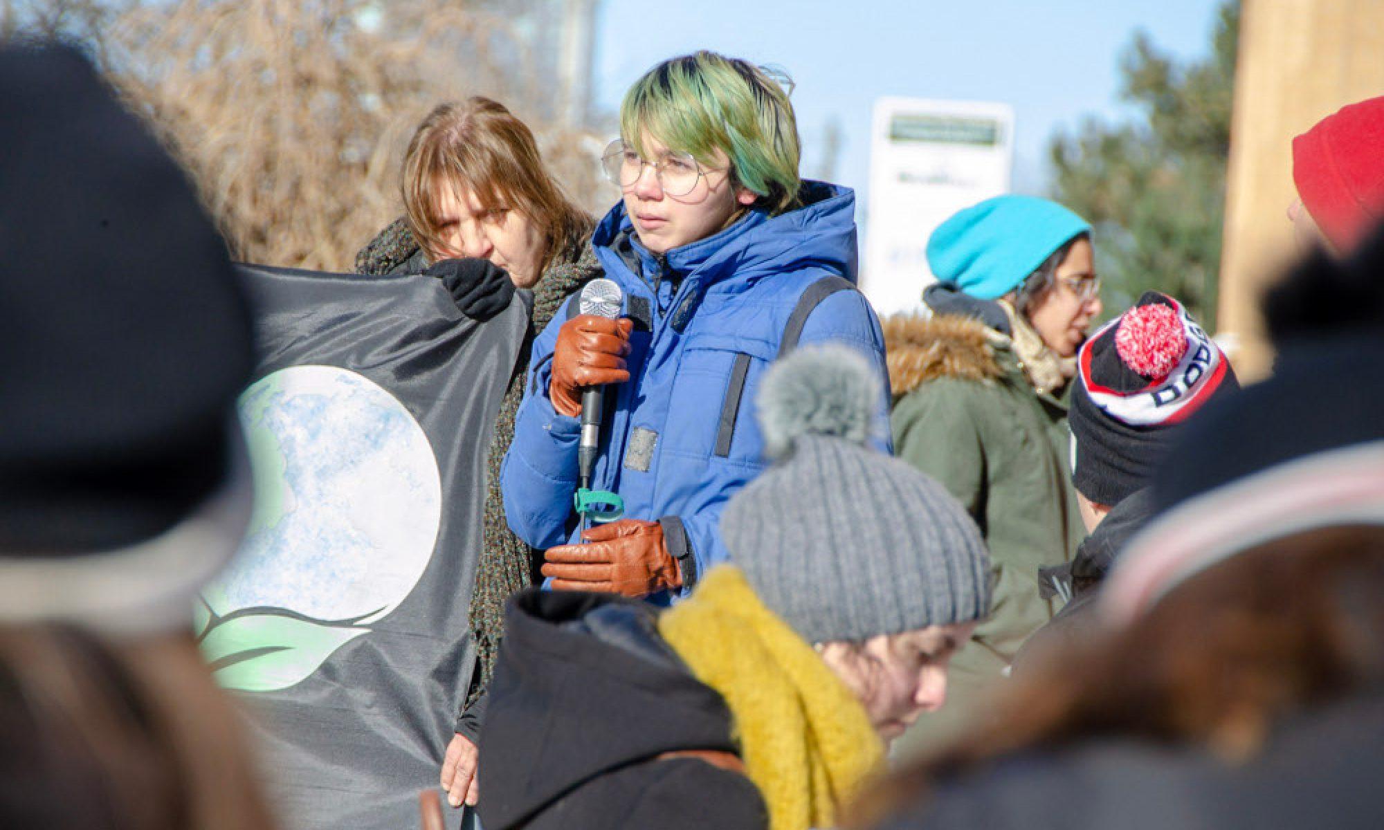 Climate Strike Waterloo Region